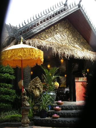 Bopha Siem Reap Boutique Hotel: hotel restaurant
