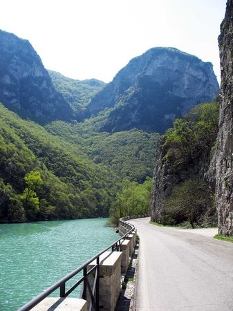 Province of Pesaro and Urbino, Ιταλία: Furlo Gorge