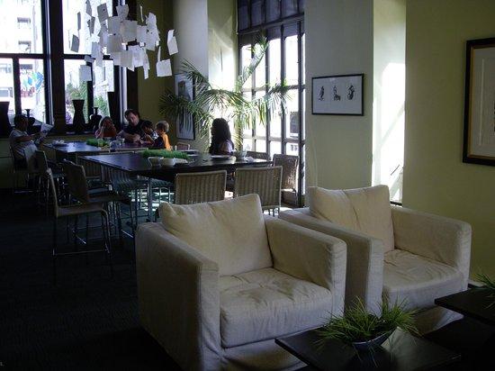 Hotel Le Germain Quebec : foyer