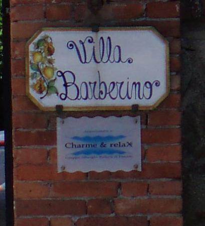 Кавриглия, Италия: Villa Baberino