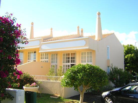 Ponta Grande Resort: Villa and terrace