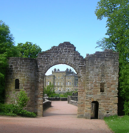 Ayr, UK : Gateway to Culzean Castle