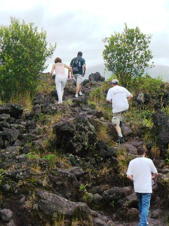 Palo Verde Resort : Volcano tour on the 1992 Lava flow