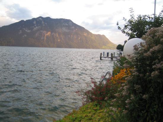 Hotel Gerbi: lago-lake