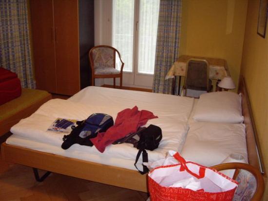 Waldhotel Unspunnen: room 1