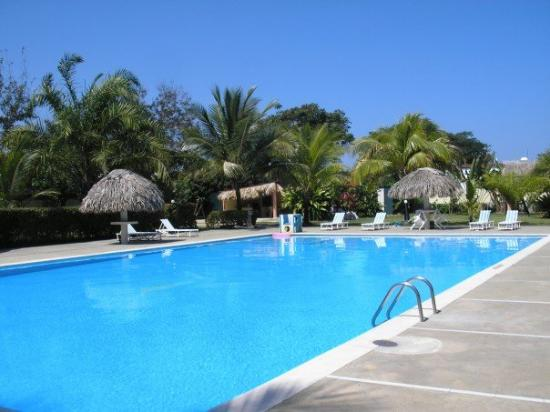 Hotel El Colibri: A picture of the pool.