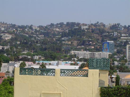 Le Parc Suite Hotel: roof view