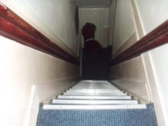 Kooyk Hotel : stairs