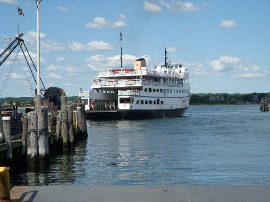 New London Block Island Ferry Schedule