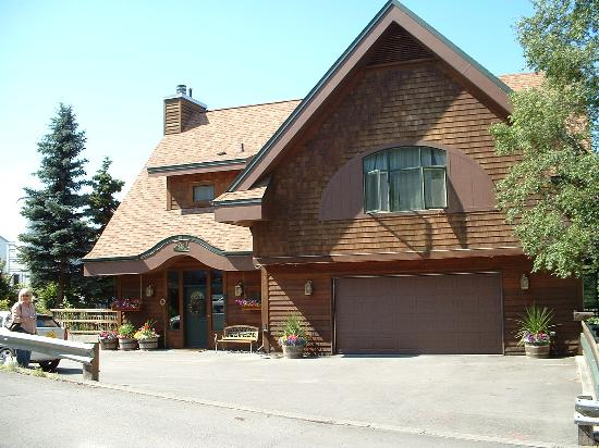Sleeping Lady Bed and Breakfast: Great B&B in downtown Anchorage