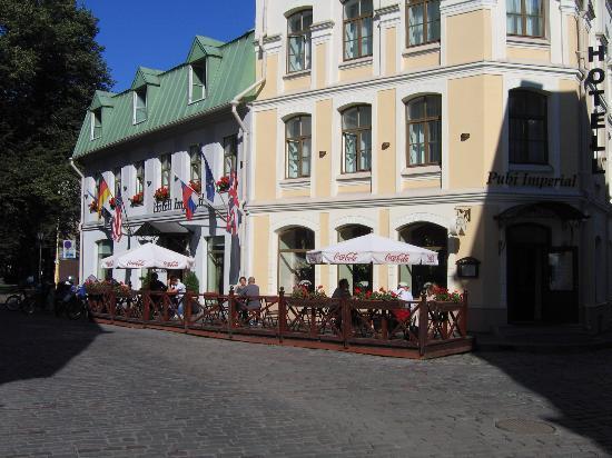 Отель Балтик Отель Империал: Front of Hotel