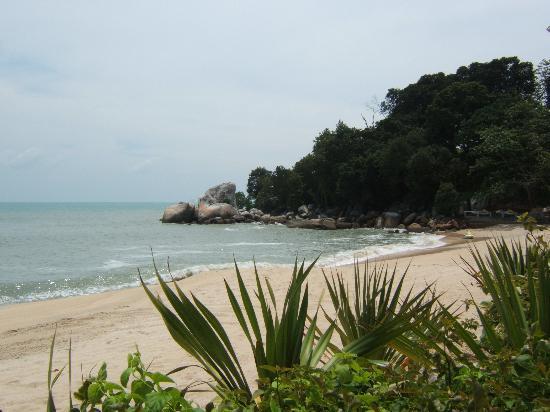 Shangri-La's Rasa Sayang Resort & Spa: beach