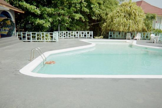 سان سيت أون ذا بيتش ريزورت: the pool
