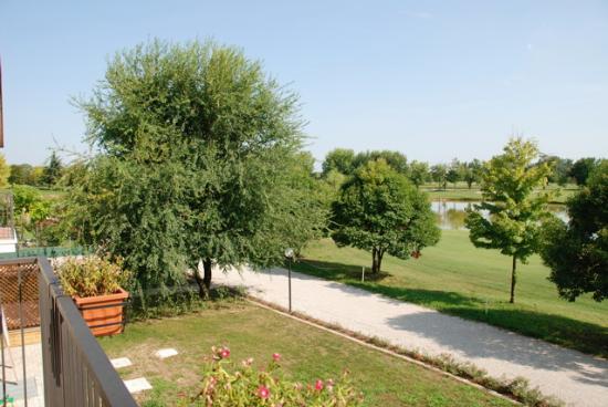 Residence Ca' dei Dogi : la vue du balcon