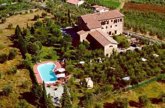 Villa Le Torri: Villa