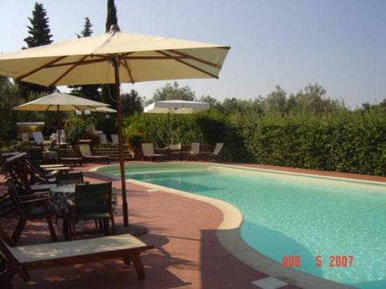 Villa Le Torri: Pool