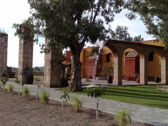 Hacienda El Carmen Hotel & Spa: Spa building