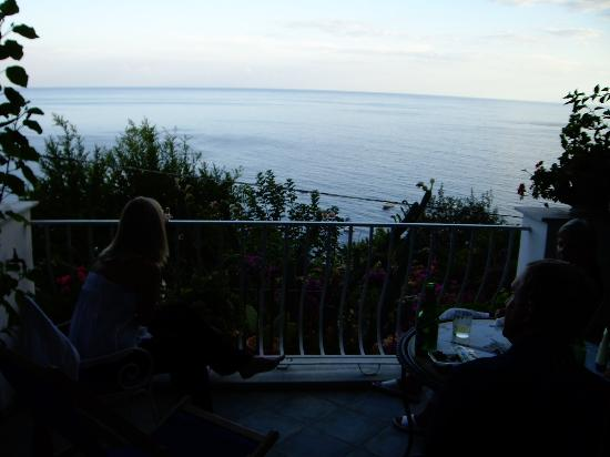 La Rosa Dei Venti: View from the balcony