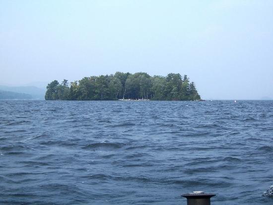 Canoe Island Lodge: Canoe Island
