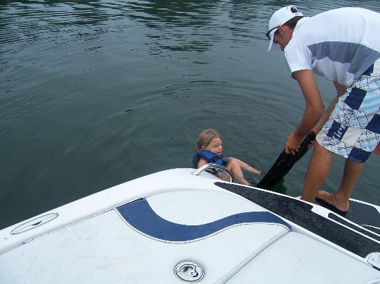 Canoe Island Lodge: Getting Instructions