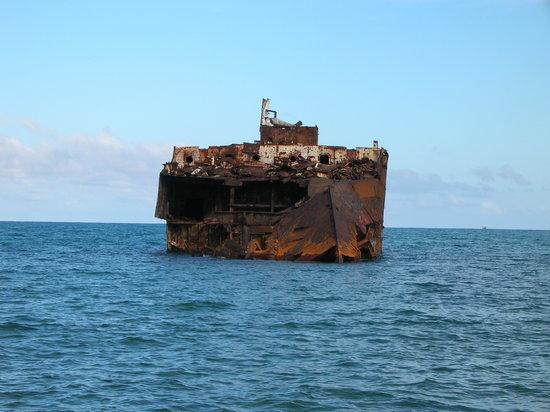 San Luis, Colômbia: SHIPWRECK