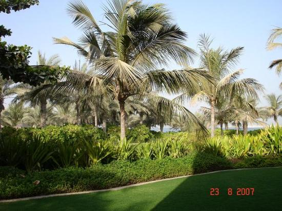 Residence & Spa at One&Only Royal Mirage Dubai : View from room 48