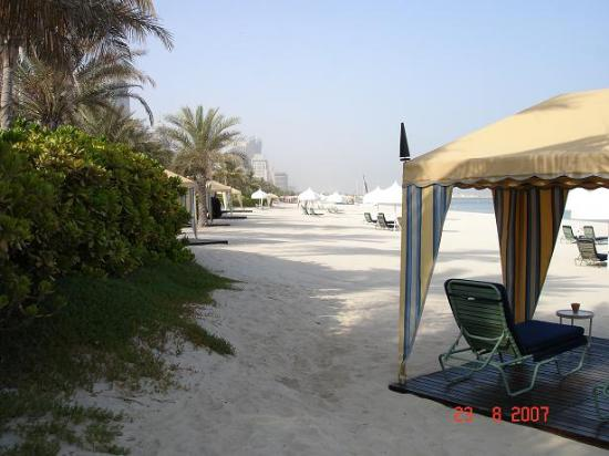 Residence & Spa at One&Only Royal Mirage Dubai: More beach view