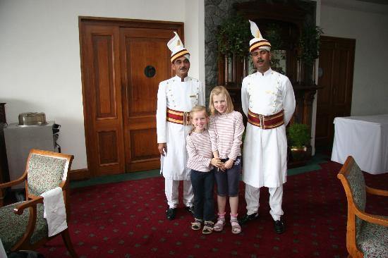 The Oberoi Cecil, Shimla: Clarke's Hotel Dining Room, Shimla