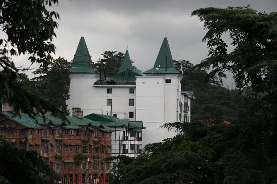 The Oberoi Cecil, Shimla: Cecil Hotel, Shimla
