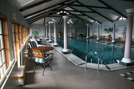 The Oberoi Cecil, Shimla: Swimming Pool, Cecil Hotel, Shimla