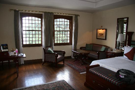 The Oberoi Cecil, Shimla: Bedroom at the Cecil Hotel, Shimla