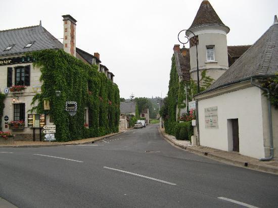 Hostel du Roy: Village of Chenonceaux