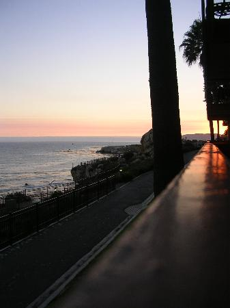 The Inn at the Cove: beautiful sunset view from rm 265