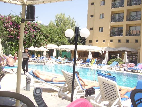 Jasmine Pool Picture Of Hotel Apartments Limassol