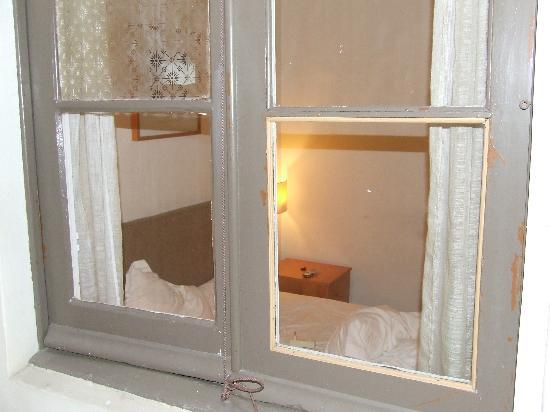 Hostal Goya: Blick ins Zimmer