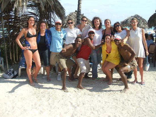 Coral Hamaca Resort: despedida