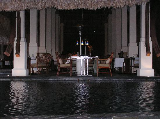 The Oberoi, Mauritius: View of the restaurant