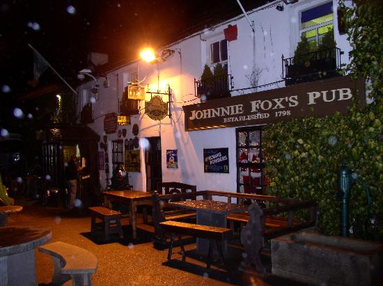 The Merrion Hotel: Jonnie Fox's - Oldest Pub in Ireland