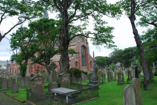 The Orkney Hotel: Kirkwall Cathedral