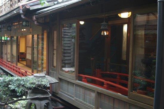 Kikokuso: More guest areas and the garden