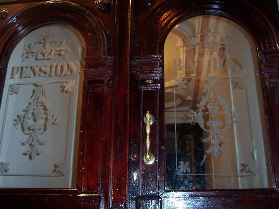 Balbin Hotel: Pension Balbin, ingresso principale