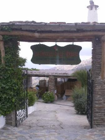 Las Terrazas de la Alpujarra : Entrada