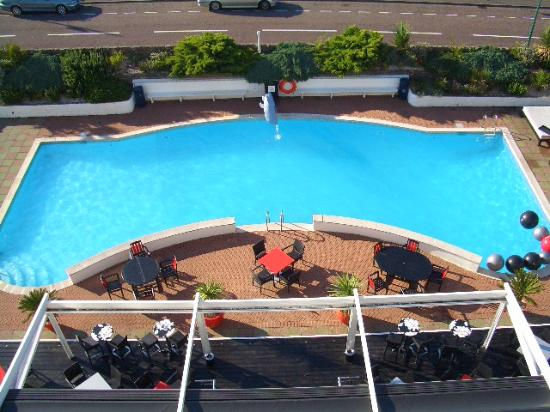 Pool lido picture of the cumberland hotel bournemouth - Hotels in bournemouth with swimming pool ...