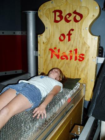 how to make a bed of nails