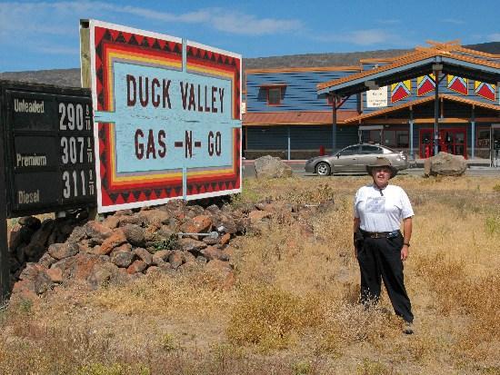 Owyhee, Nevada