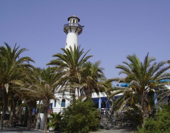 Sun Club Aguila Playa: from the beach