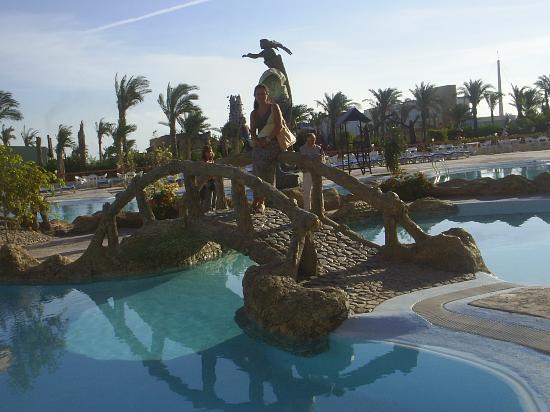Hurghada SeaGull Beach Resort: pool