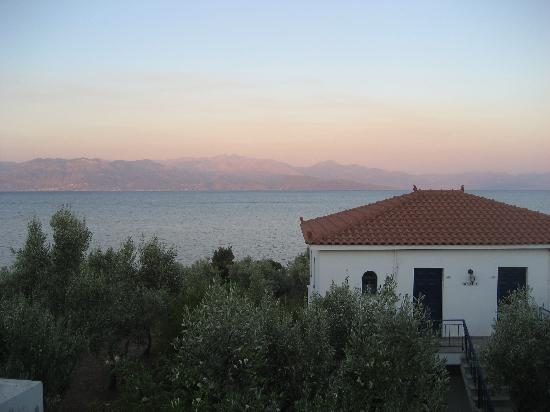 Petalidi, Greece: View from the Room