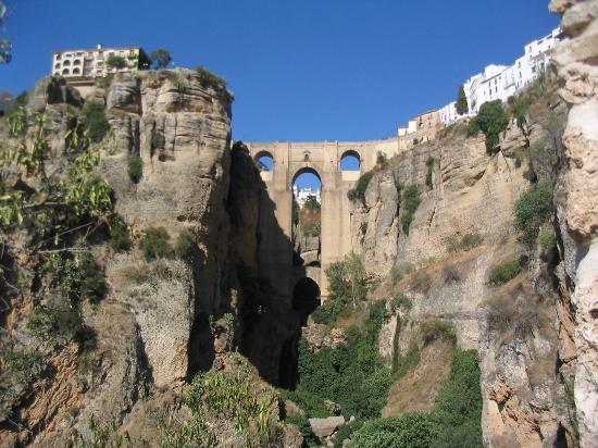 Hotel El Tajo : Ronda - Puente Nuevo