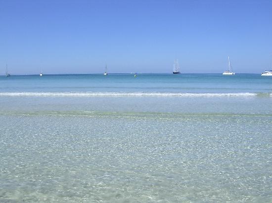Playa de Es Trenc: es trenc 22-8-08
